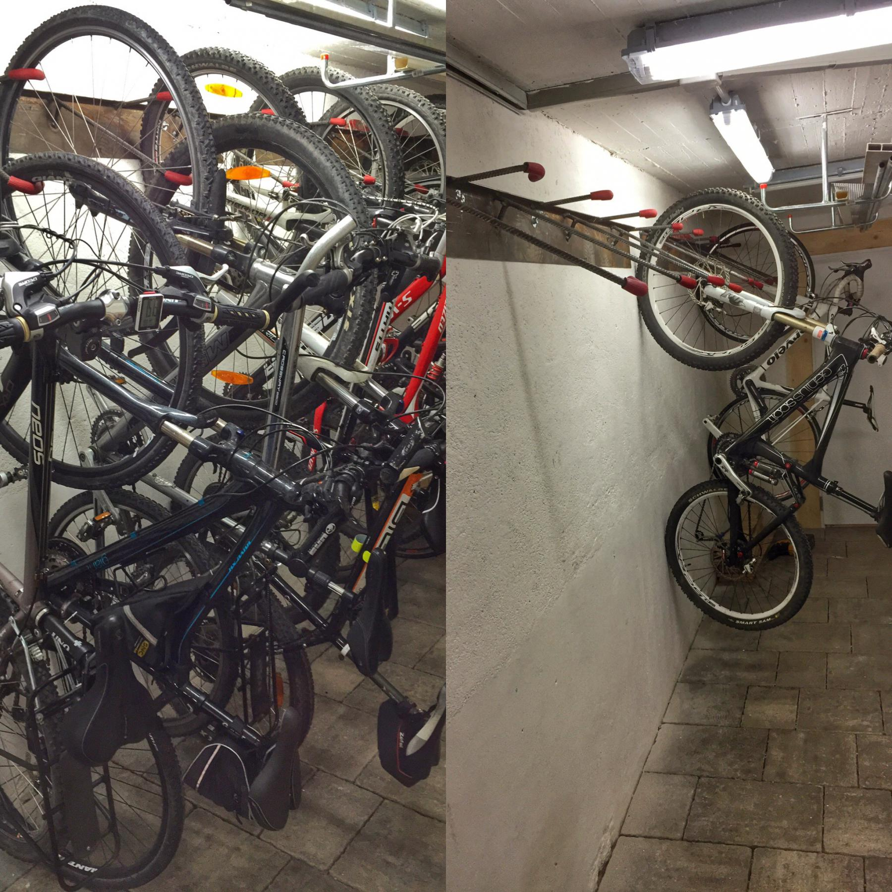 Securce Bike Storage