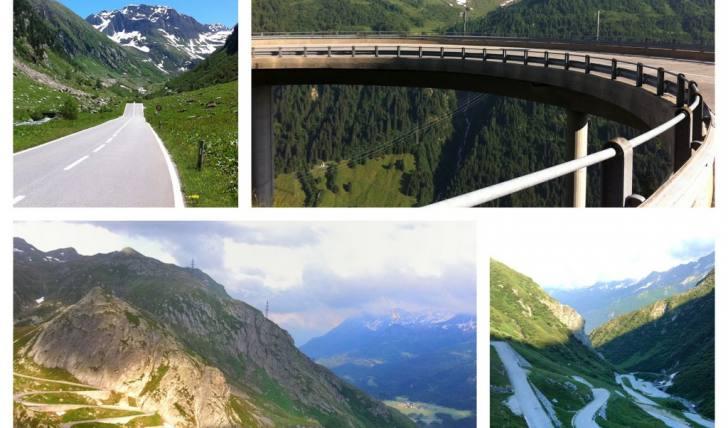 Roadbike Alps. Accommodation and rooms for bikers in Andermatt