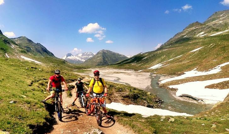 andermatt, switzerland, mountainbike, meighels, pass, tour, gps,