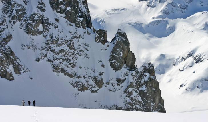 Bild Skitour Galenstock