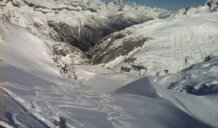 Gemstock Deep Snow End of Febuary 2016