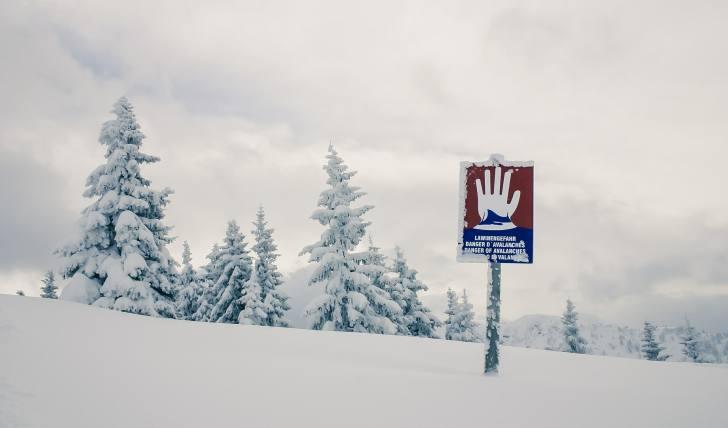 Sicherheit am Berg