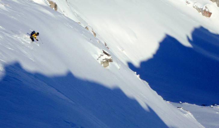 Skifahren in Andermatt